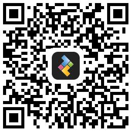 知客CRM 苹果App下载二维码