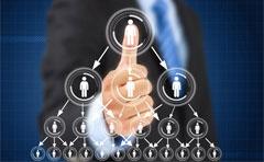 演示视频:如何为客户生成联系人组织架构图