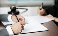 知客CRM订单合同的管理