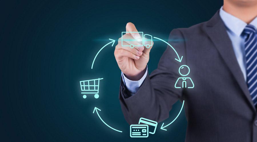 知客CRM如何解决快消品行业的管理难题