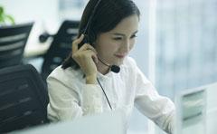 演示视频:知客CRM呼叫中心对接案例