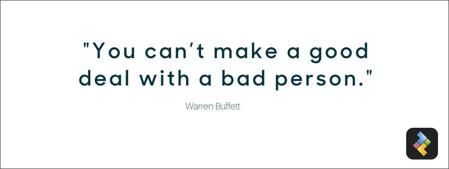 第一课:并非每个潜在客户都应该成为我们的客户