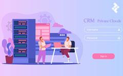 CRM私有化部署的费用和安装方式