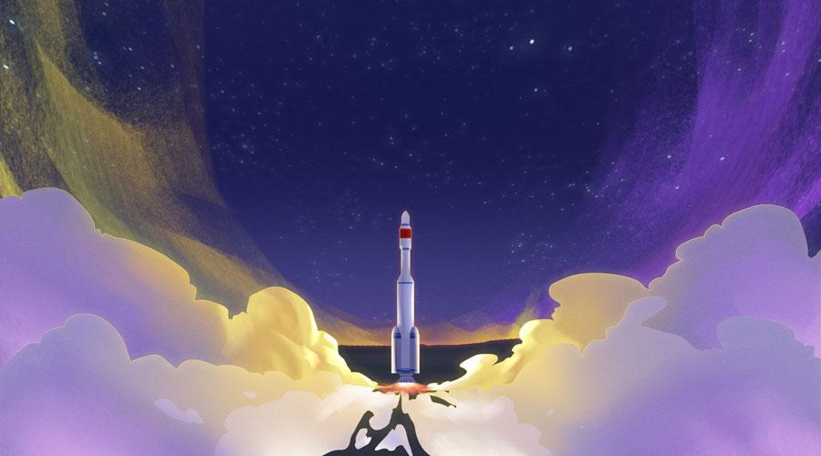 CRM的自动化使销售像火箭发射一样有效率