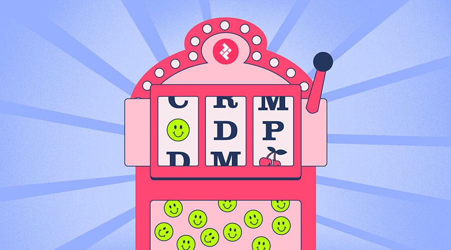 DMP、CDP和CRM