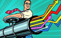 89%的公司在实施CRM后实现收入增长
